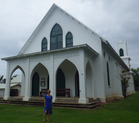 Active Catholic church in Kalaupapa