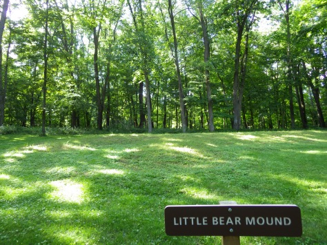 Little Bear Mound