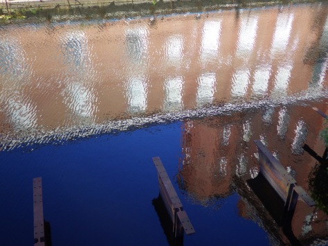 Mill reflections