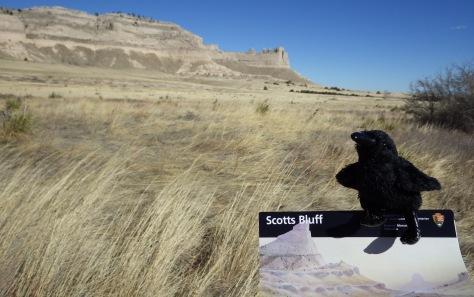 Echo at Scotts Bluff