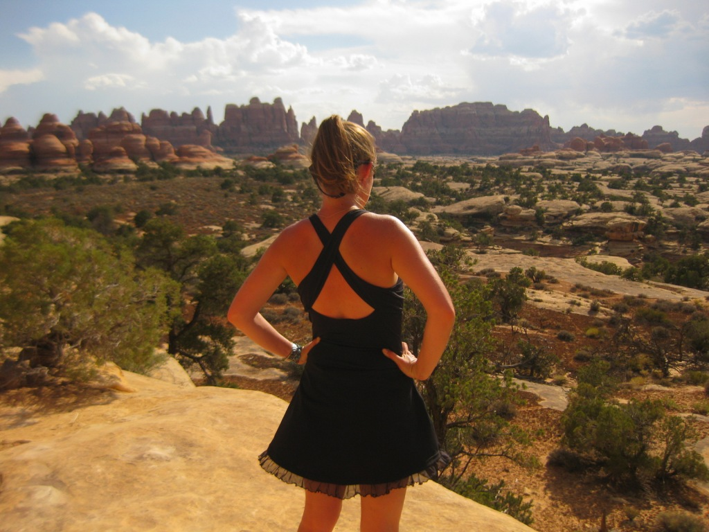 Tiff in The Needles District